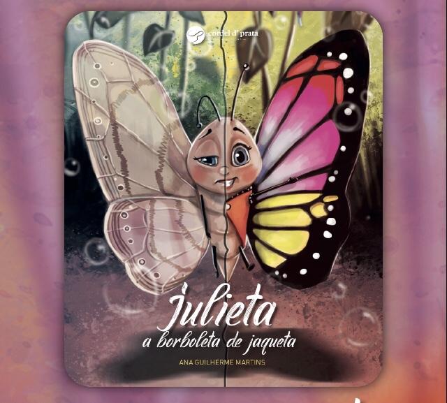 Julieta, A Borboleta de Jaqueta