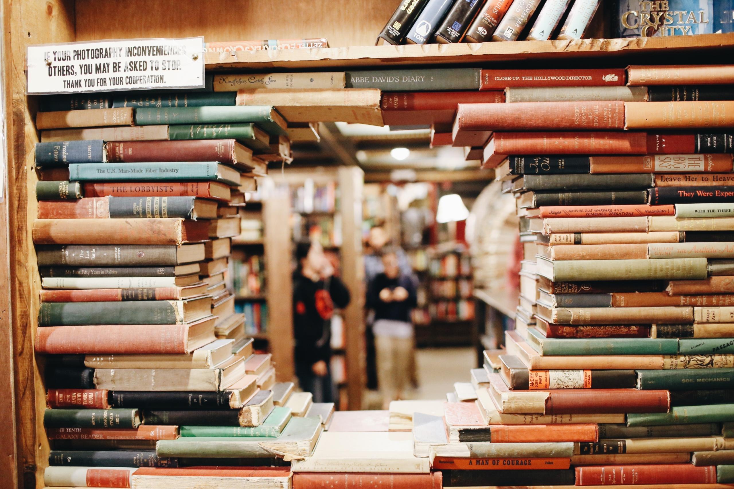 4 razões para assistir a um festival literário e 1 para não assistir