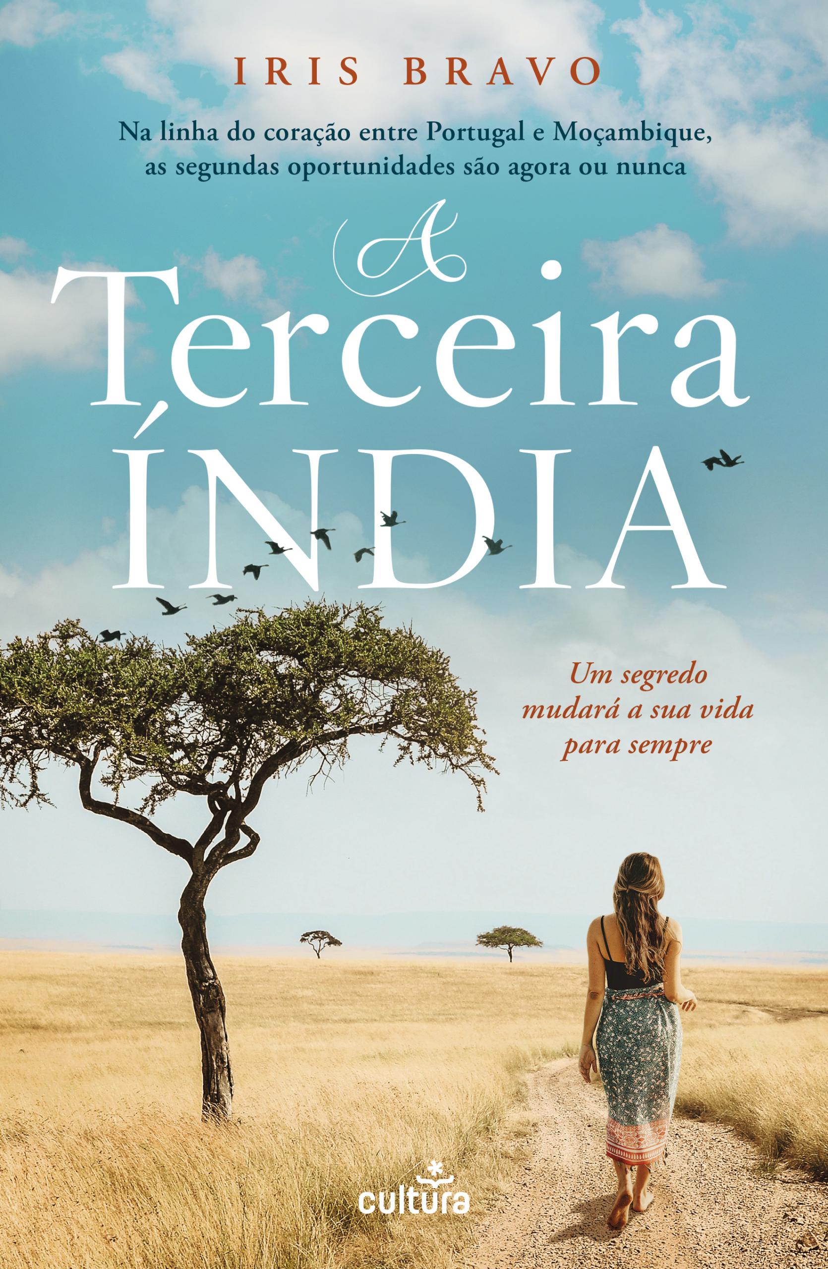 Romance A Terceira India de Iris Bravo