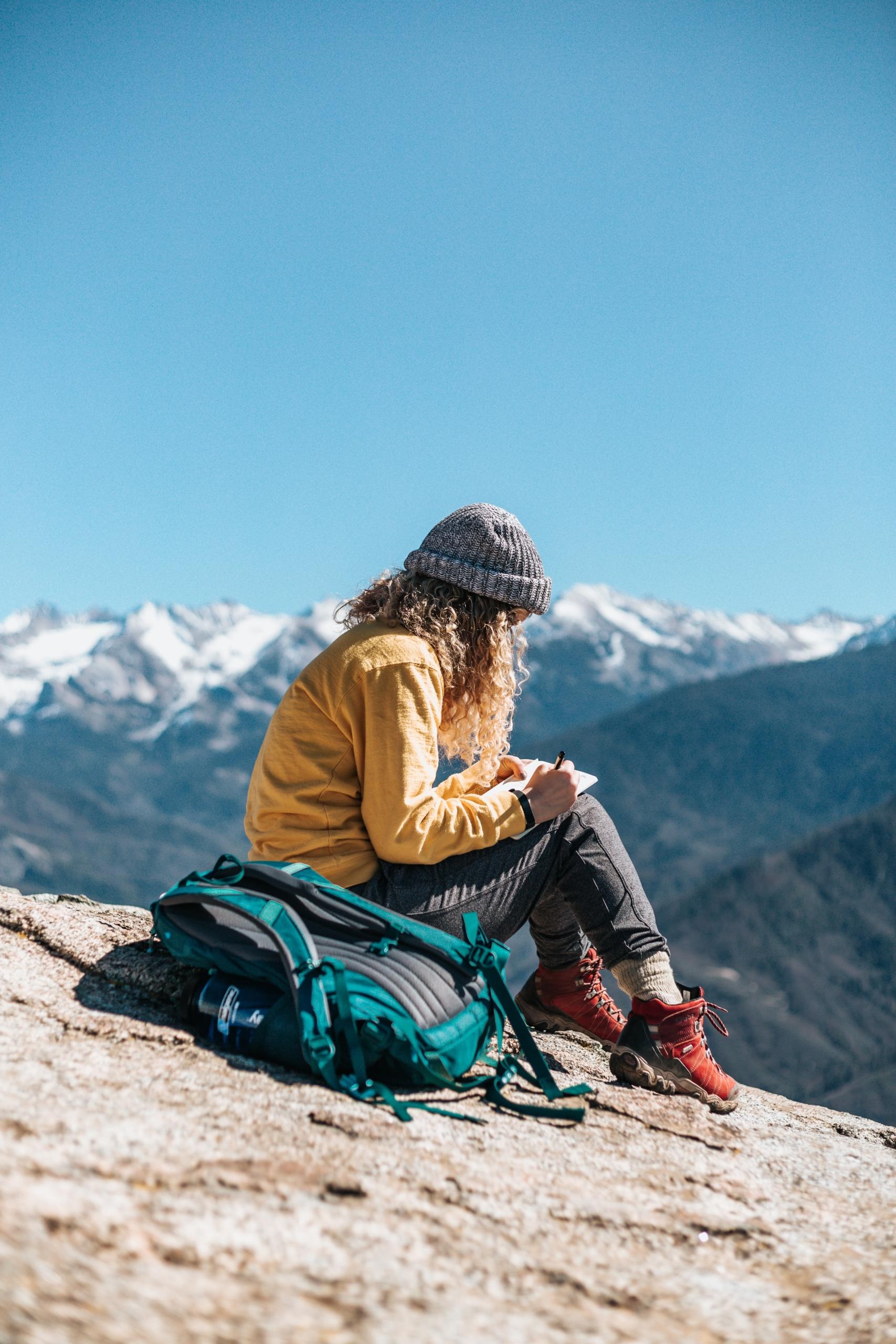 O que viajar me ensinou sobre escrever?