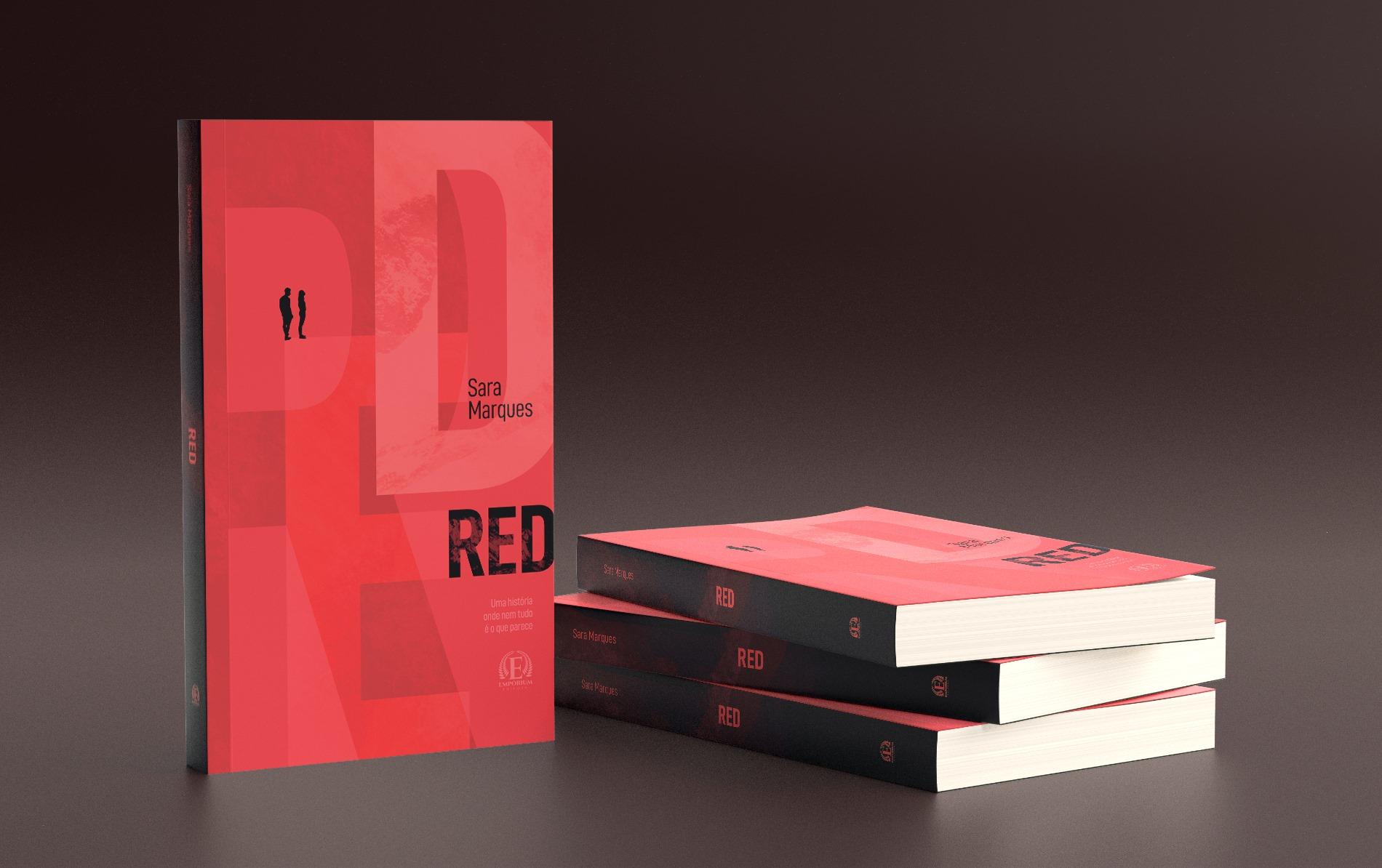RED, romance da autora Sara Marques