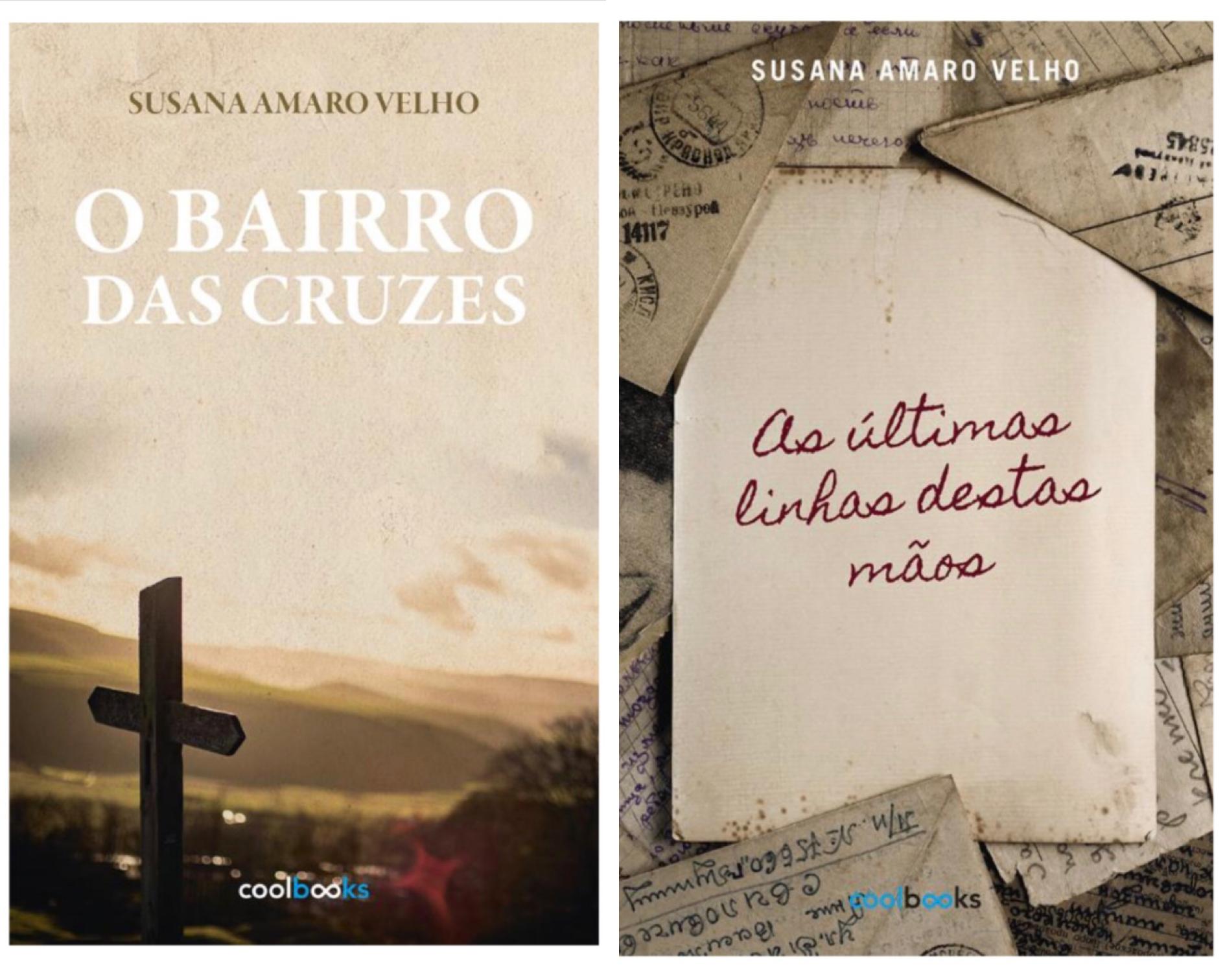 Livros da autora Susana Amaro Velho