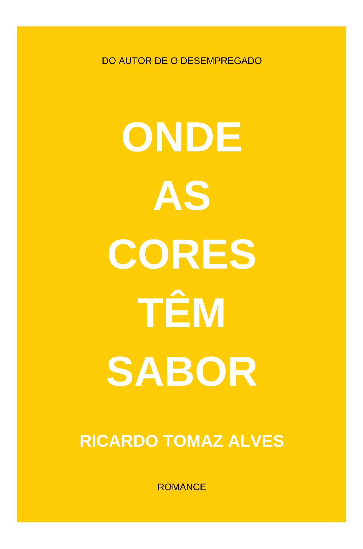 Escrever - Palavra de Autor - Ricardo Tomaz Alves