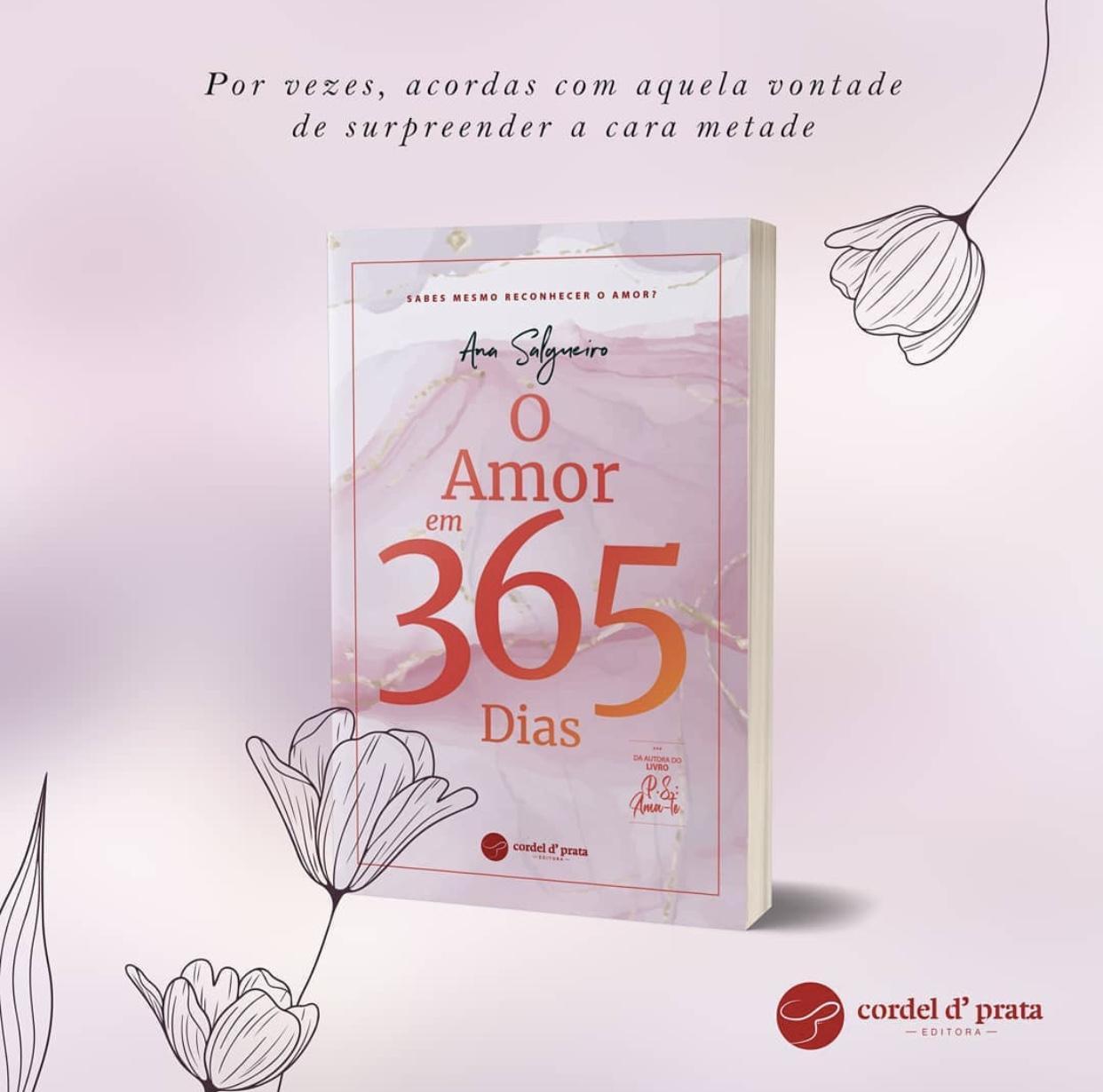 o Amor em 365 Dias de Ana Salgueiro