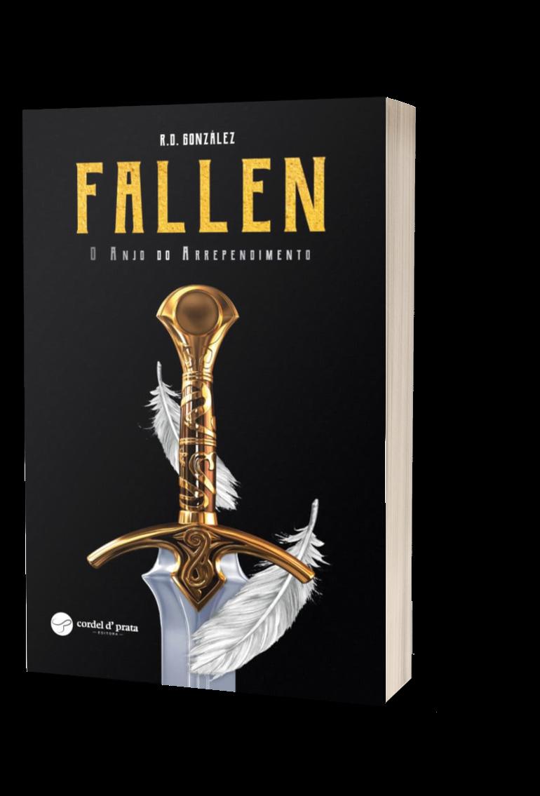 FALLEN, o livro do autor R.D. González