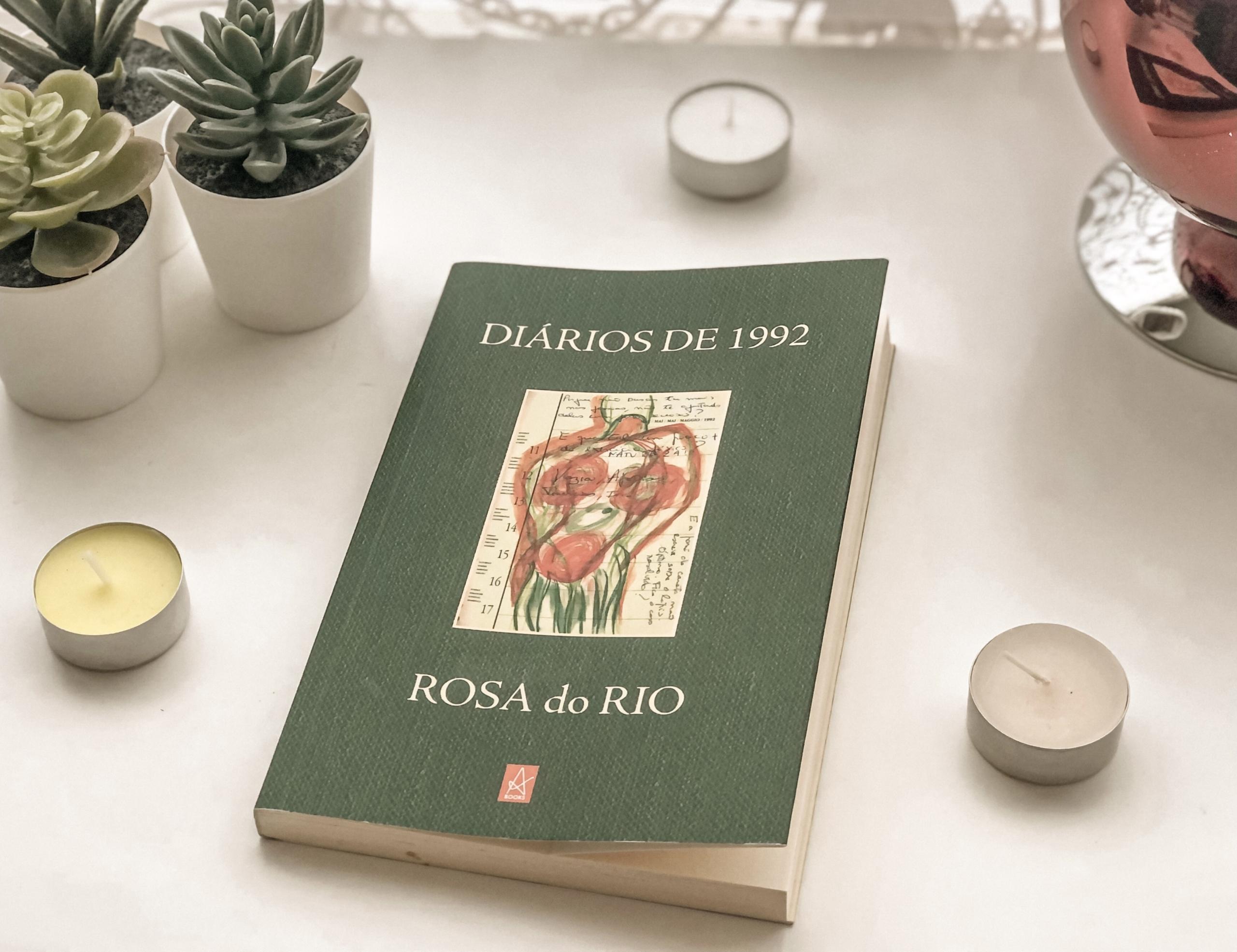 Diários de 1992 de Rosa do Rio