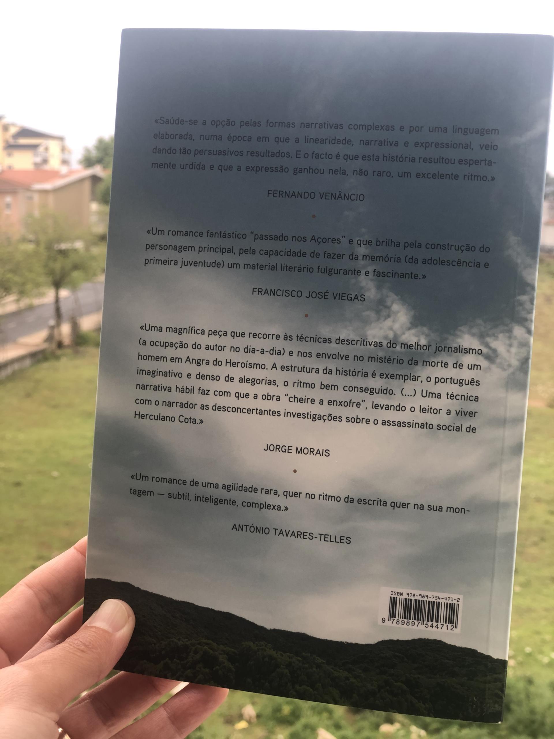 O TERCEIRO SERVO - Contracapa