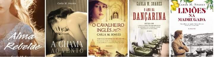 Escrever - Palavra da Autora Carla M. Soares