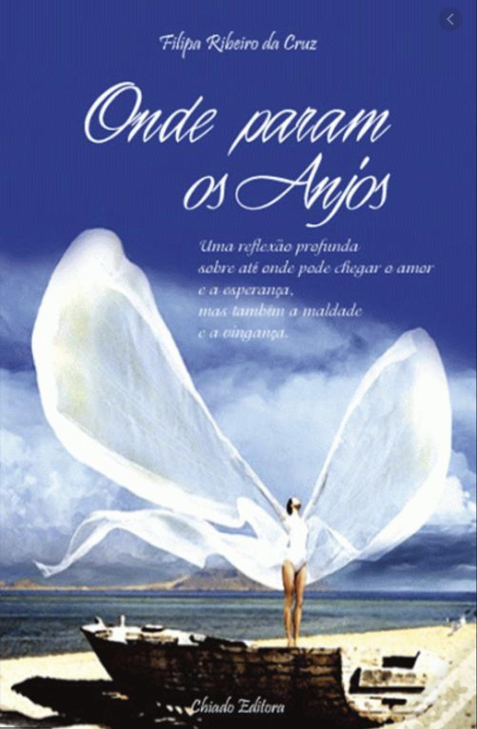 Onde Param os Anjos de Filipa Ribeiro da Cruz