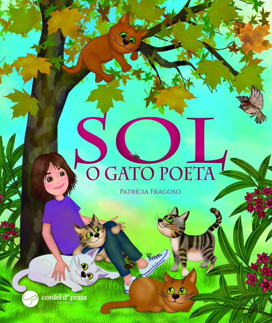 Sol, o Gato Poeta de Patrícia Fragoso